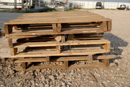 Green Initiative - Fence Supply Inc. Pallet Reuse Program