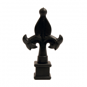 Finial - 1/2-inch - Plastic - Spanish Spear