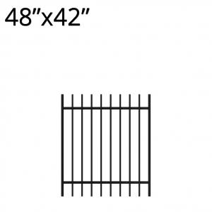 Iron Gate - 48-inchx42-inch - Regal