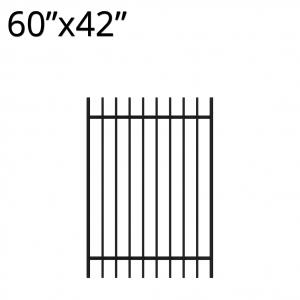 Iron Gate - 60-inchx42-inch - Regal