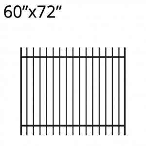 Iron Gate - 60-inchx72-inch - Regal