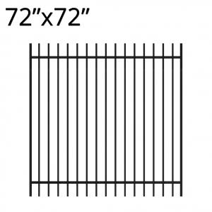 Iron Gate - 72-inchx72-inch - Regal