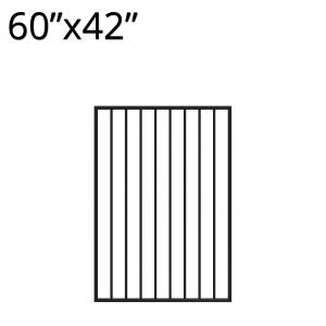 Iron Gate - 60-inchx42-inch - Yukon