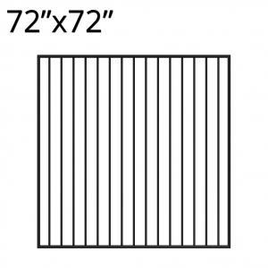 Iron Gate - 72-inchx72-inch - Yukon