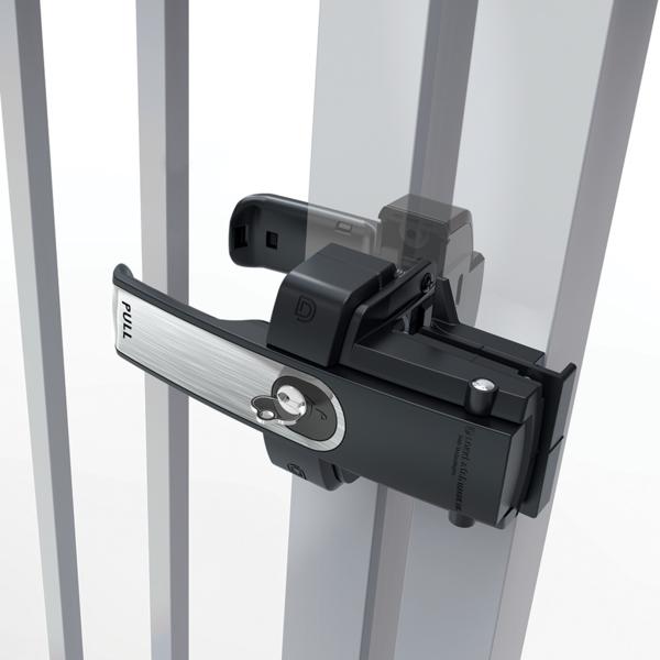 D Amp D Technologies Llmkast Lokklatch Magnetic Lock Latch