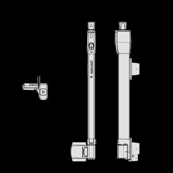 D Amp D Technologies Ml3tpka Magnalatch Series 3 Safety