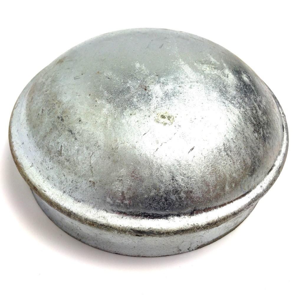 Dome Cap Steel 4 1 2