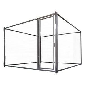 Priefert Kk610101 10 X 10 Premier Kennel Kit W Single Door
