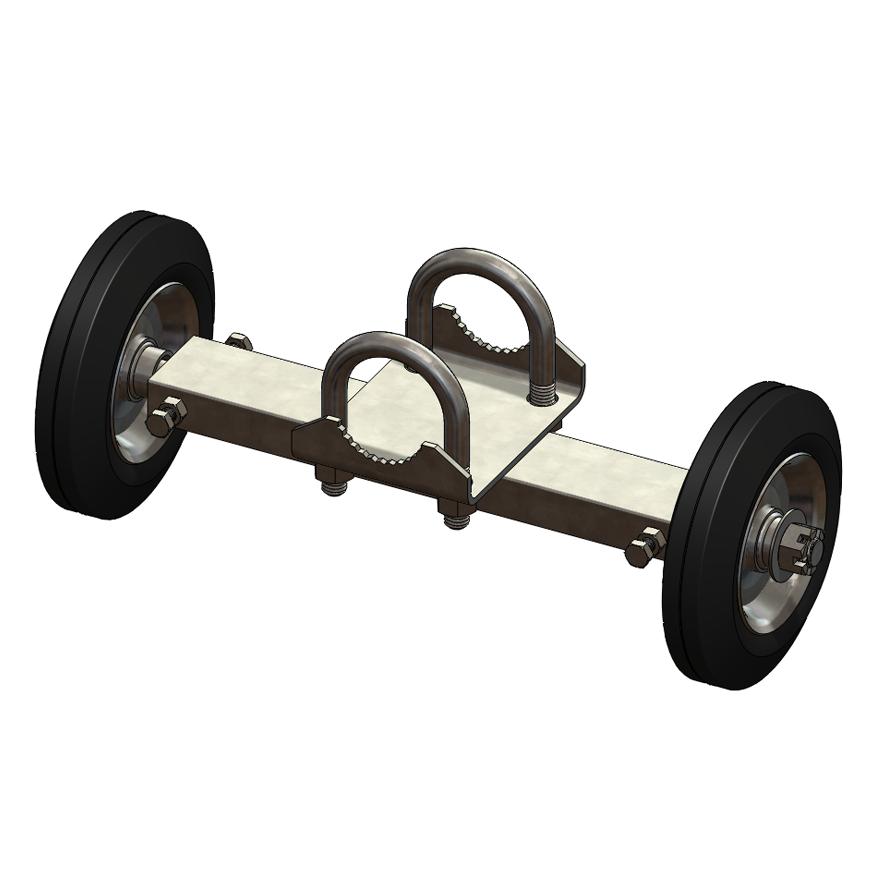 Slide Gate Wheels