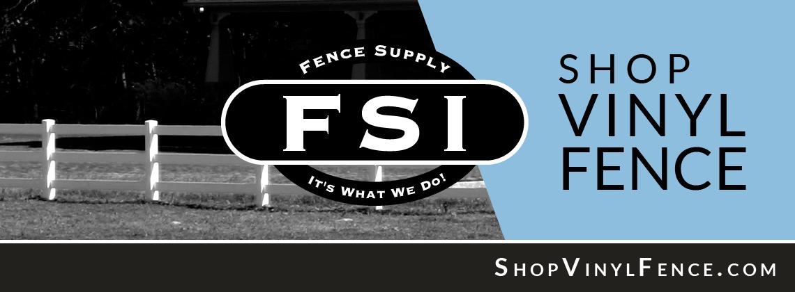 Shop Vinyl Fence