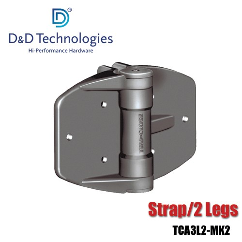 d u0026 d tca3l2wtmk2 u2013 truclose regular range hinge u2013 white