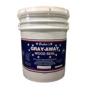 Wood Sealer & Stain