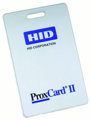 Access Cards