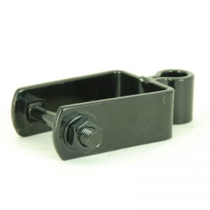 Bolt-On Square Gate Clamp - 1-inch